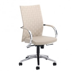 Davis Furniture, Lucid 10 Chair, Executive Office Conference Chair