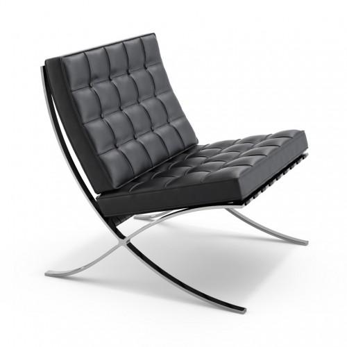 Knoll Barcelona Lounge Chair