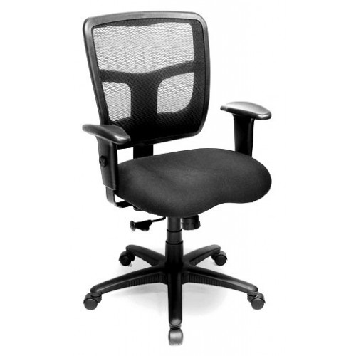 Friant Zone Classic Mid Back Executive Task Chair Compare To Lorell LLR86200