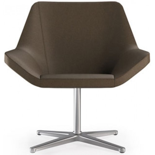 Keilhauer Cahoots Relax Chair On 4 Star Pedestal 9021