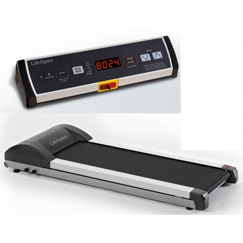 Lifespan Tr5000 Dt3 Under Desk Treadmill: LifeSpan TR 5000-DT3 Treadmill And Bluetooth Console