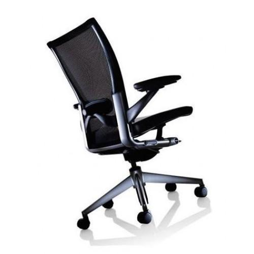 haworth x99 mesh task chair x6212044