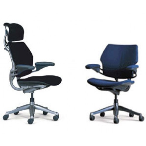 Mid Back Humanscale Freedom Chair