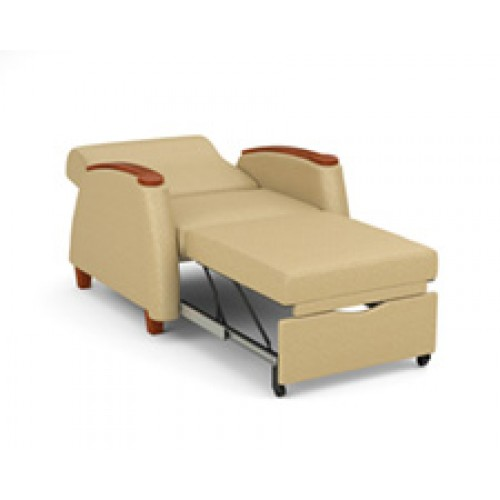la z boy contract tranquility sleep chair tr1800 medical bed