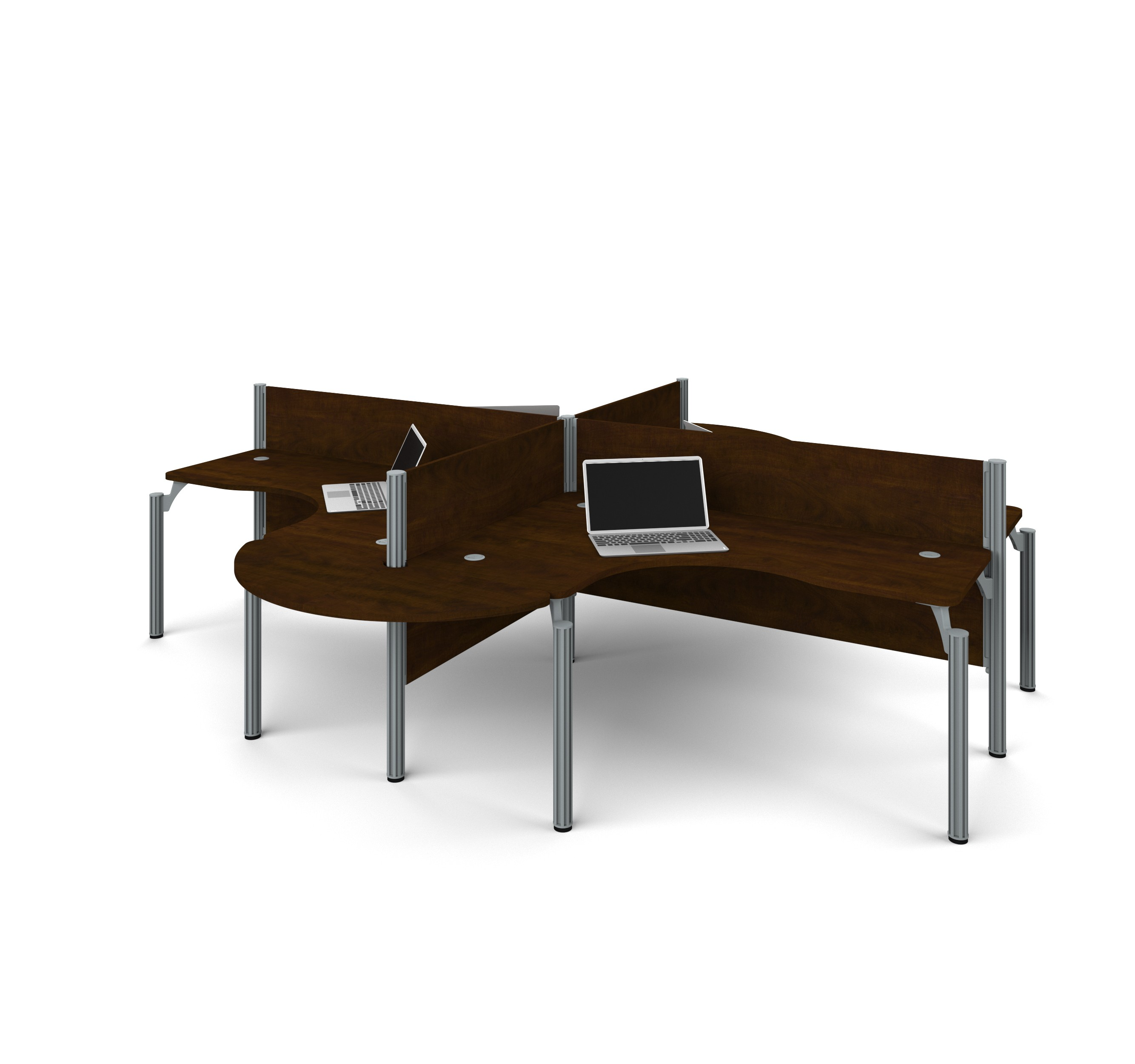Bestar 100858a69 Probiz Four Ldesk Workstation With. Adult Desk Toys. Under Cabinet Refrigerator Drawers. Bisley Filing Cabinets 4 Drawer. Swing Arm Desk Lamp With Clamp. Parquet Coffee Table. Long Tables For Sale. Arts And Crafts Desks. Pen Holders For Desk
