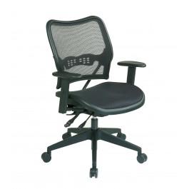 Office Star Space Seating Chair Black 13-77N9WA
